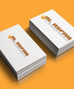 Al Asfar Oman Business Cards