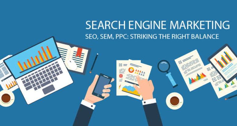 SEO - Search Engine Marketing - Spearas Technology